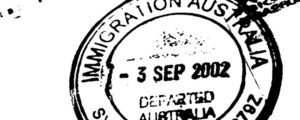 Visa Cancellation – Eden v Minister for Immigration and Border Protection