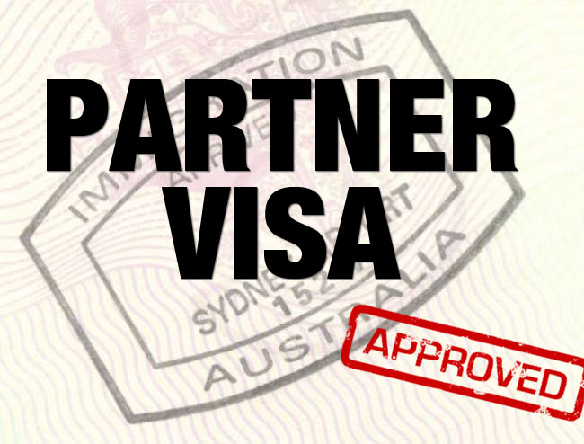 Partner Visa - Erskine Rodan and Associates
