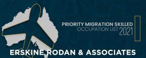 Priority Migration Skilled Occupation List Australia Skills in Demand