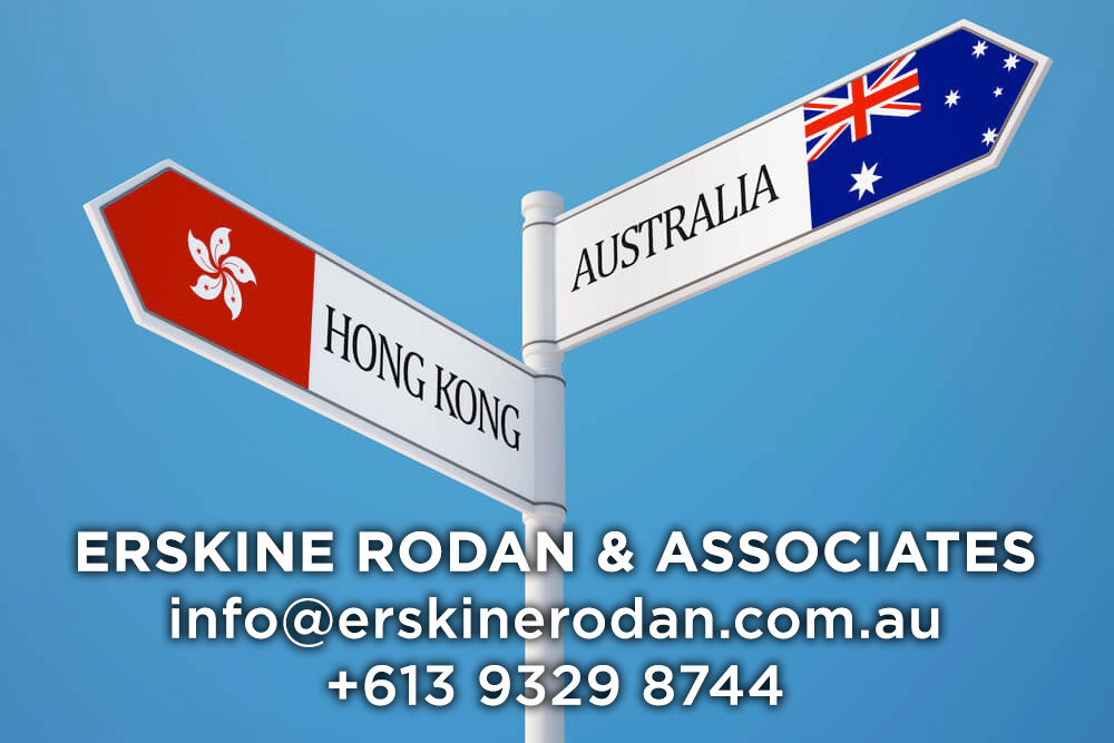 Special Visa Arrangements for Hong Kong