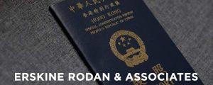 special arrangements for hong kong passport holders